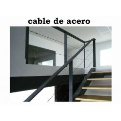 CABLE DE ACERO BARANDILLA...